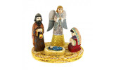 Icons, figurines