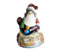 Дед Мороз в советском стиле под елку*