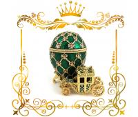 Императорское яйцо-сюрпиз «Коронационное»