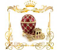 Императорское яйцо-сюрприз «Коронационное»