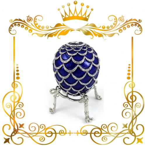 Императорское яйцо-сюрприз «Сосновая шишка»