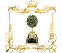 Императорское яйцо-сюрпиз «Лавровое дерево»
