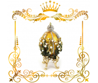 Императорское яйцо-сюрпиз «Ландыши»