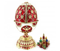 Faberge-style egg with a surprise