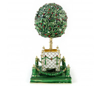 """""""Bay tree"""" in the Faberge style"""