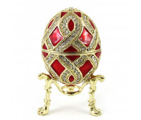 Egg in Faberge style