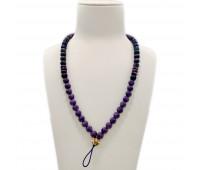 Charoite rosary