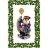 Резные Деды Морозы