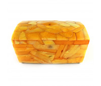 Box (honey, milk amber)