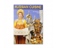 "Book ""Russian Cuisine"""