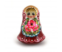 "Roly-poly doll ""Matryoshka"", 3.9 inches"