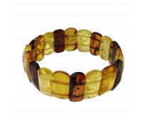 Amber bracelet,  lemon and honey amber