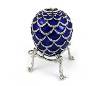 """Faberge Egg Box """"Pine Cone"""", Collectible Faberge Reproduction"""