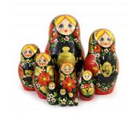 """Матрешка """"Традиционная"""", 10 мест"""