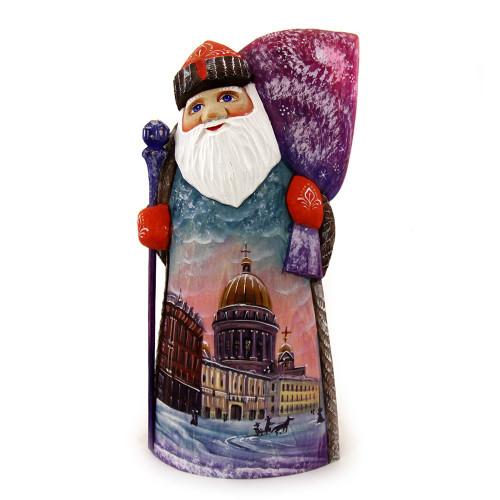 Дед Мороз в советском стиле под елку Санкт-Петерсбург