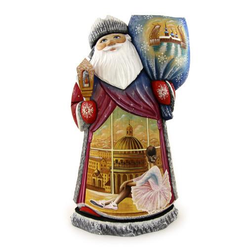 Дед Мороз в советском стиле под елку Санкт-Петербург