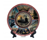 Plate souvenir