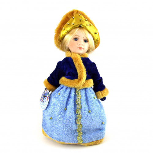 "Кукла ""Снегурочка"""