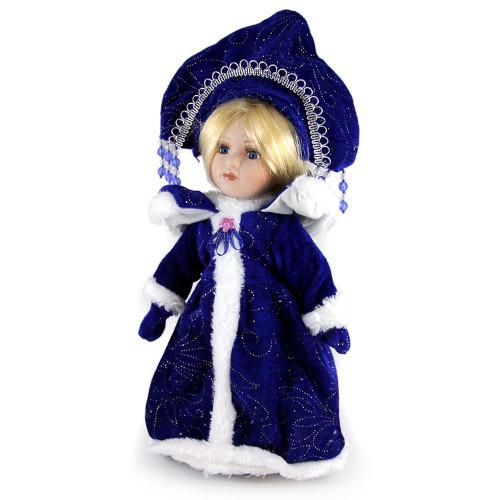 """Кукла """"Снегурочка в кокошнике"""""""