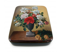 """Lacquer miniature """"Bouquet"""""""
