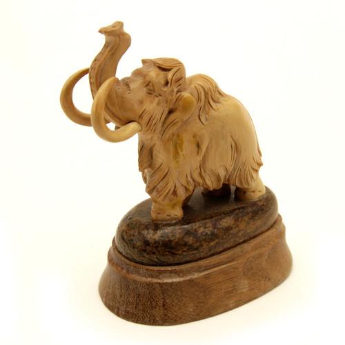 """Скульптура из мамонтовой кости """"Мамонт"""""""