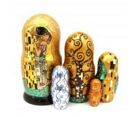 "Matryoshka ""Mucha"", 5 pieces (Russian Babushka doll)"