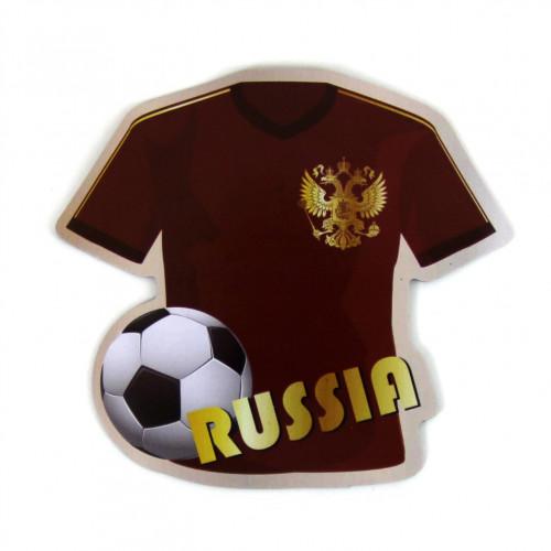 """Магнит """"Сборная по футболу"""" смола"""