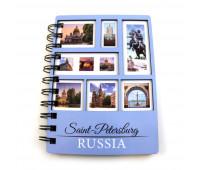 """Notebook """"Russia"""""""