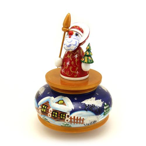 """Music box """"Santa"""""""
