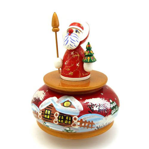 Музыкальный собор Дед мороз
