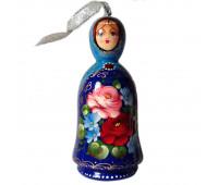"""Куколка резная """"Жостово"""""""