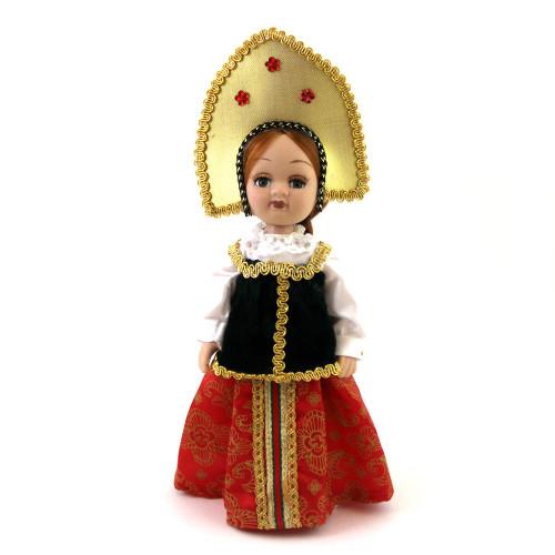 Кукла в народном костюме