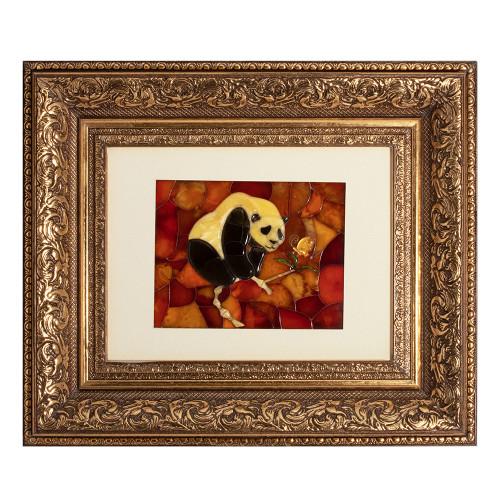 Панно мозаика Панда