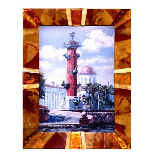 Рамка для фото мозаика