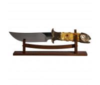 Knife, amber