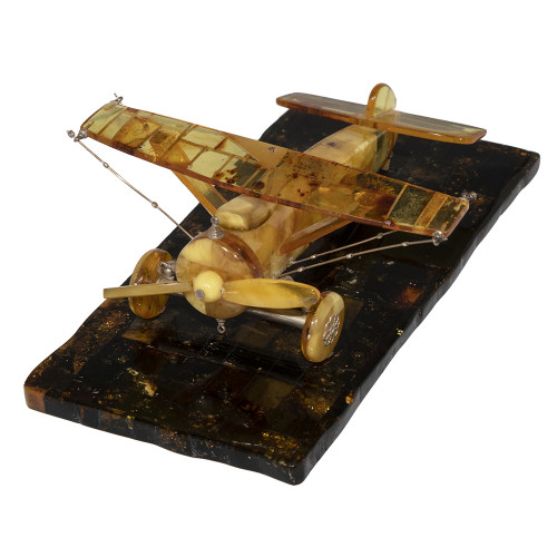 Airplane amber