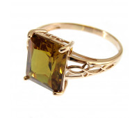 Ring gold 585 sultanica, 3.8 gr