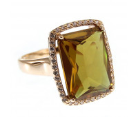 Ring gold 585 sultanica, 3.5 gr