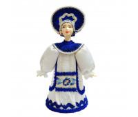 """Кукла в народном костюме """"Сударушка"""", ручная работа"""
