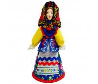 """Кукла в народном костюме """"Сударушка"""", 17 см"""