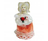 """Тряпичная кукла в народном костюме """"Анна"""""""